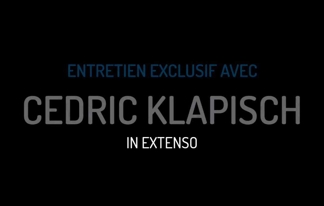 Entretien avec Cédric Klapisch – In Extenso